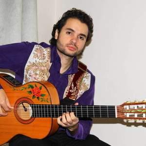 Concert   LUCAS ROMERO  Guitariste des Gitano Family en SOLO