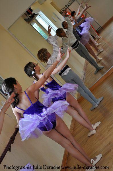 Ecole de danse classique comedie musicale barre au sol for Cours danse classique barre