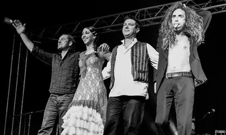 Entre Dos Aguas [flamenco fusion world music] + Les Doigts Nylon