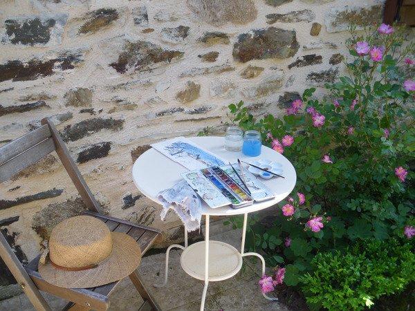 STAGE D'ARTS PLASTIQUES vacances de printemps