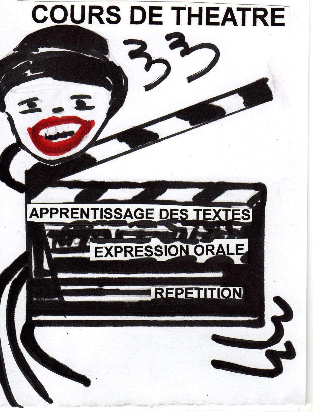 Ecole de theatre pour adultes et ados b ziers 34500 - Cours de cuisine beziers ...