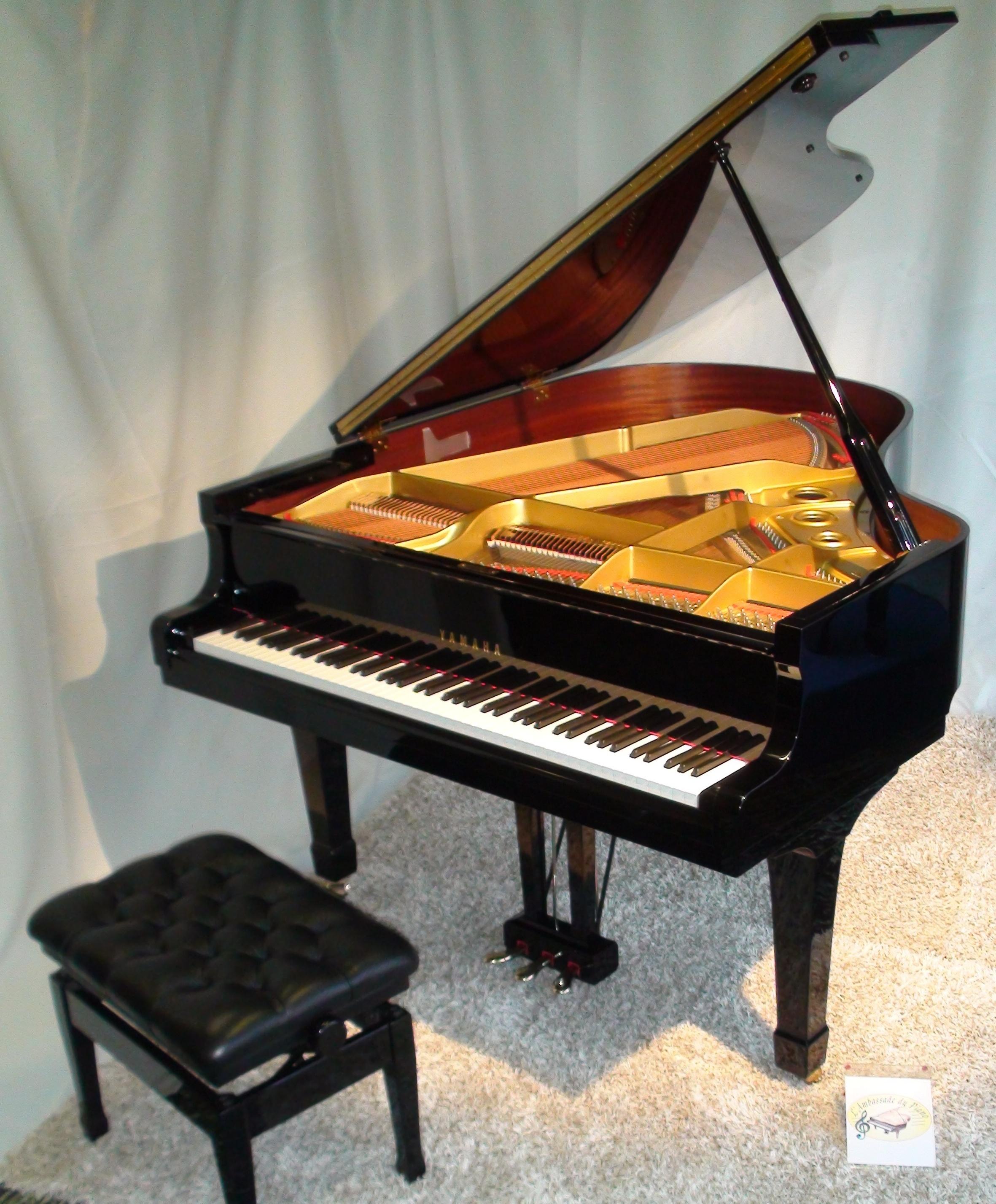 Aménagement DUne Salle De Bain Étroite : piano à queue yamaha G2 173 cm occasion  Isbergues  (62330)