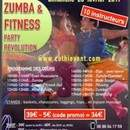 Zumba et fitnesspartyrevolution