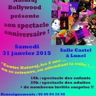 Gala d'anniversaire du Centre de Danse Nataraj Bollywood
