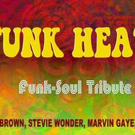 FUNK HEAT -  Soul/Funk/Disco tribute to James Brown, Macéo Parker, Chic, Marvin Gaye, Stevie Wonder, Kool and the Gang...