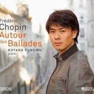 CD : Kotaro Fukuma joue Chopin