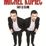 HUMOUR: Michel Kupiec fait le clone ! au Château de cherveux (79)