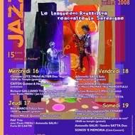 Festival Jazz à Junas
