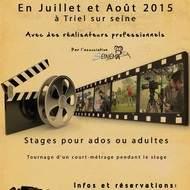 STAGES D'INITIATION A LA REALISATION DE FILMS CET ETE