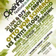 OpenFields Festival. Le Festival Electro Ecolo !