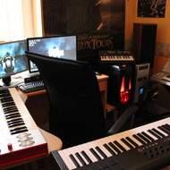 Cours Piano-Claviers- M.a.o- Coaching vocal - Enregistrement studio