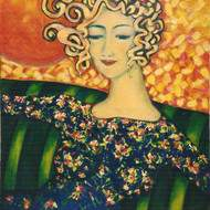 Evelyne Meyer artiste peintre à Nancy