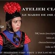 atelier clown (adultes)