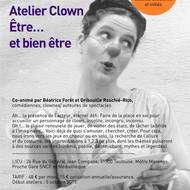 Atelier clown Être...et bien être